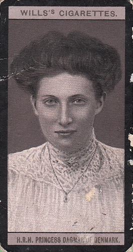 1908 Wills European Royalty #081 (1)
