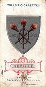 1912 Wills Arms of Foreign Cities #46 (1)