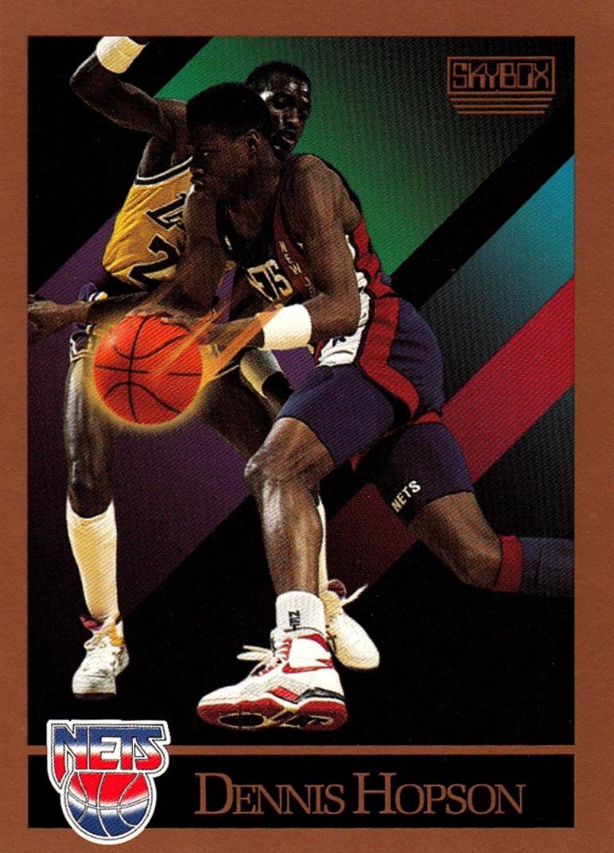 1990-91 Skybox #182 (1)