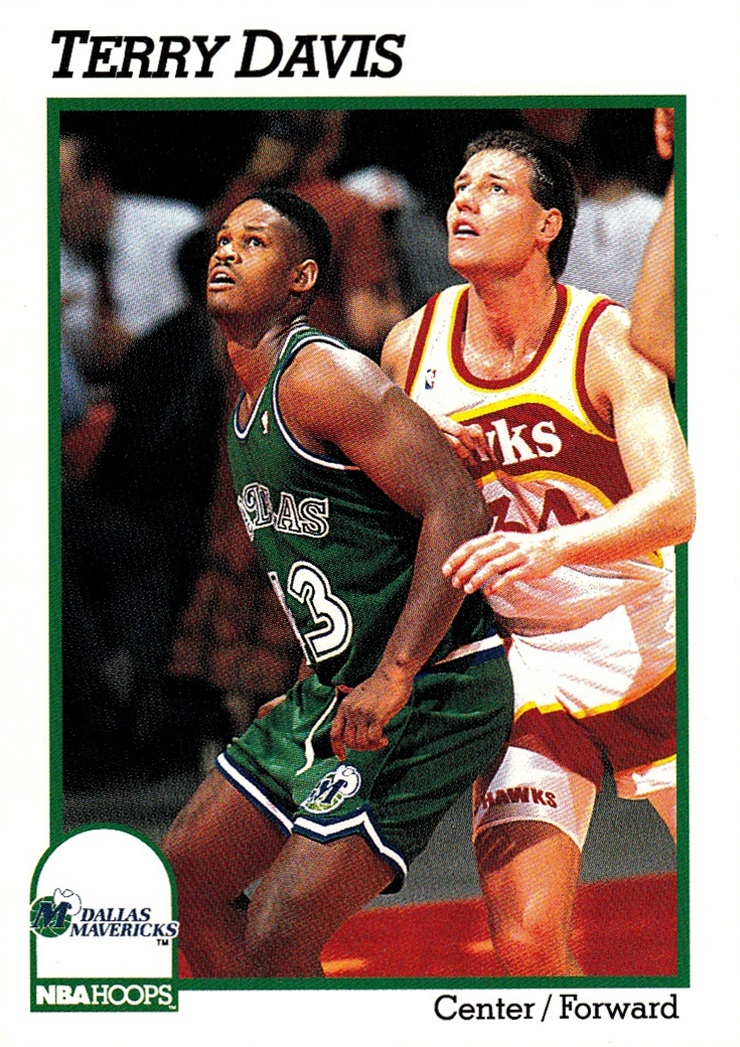 1991-92 Hoops #352 (1)