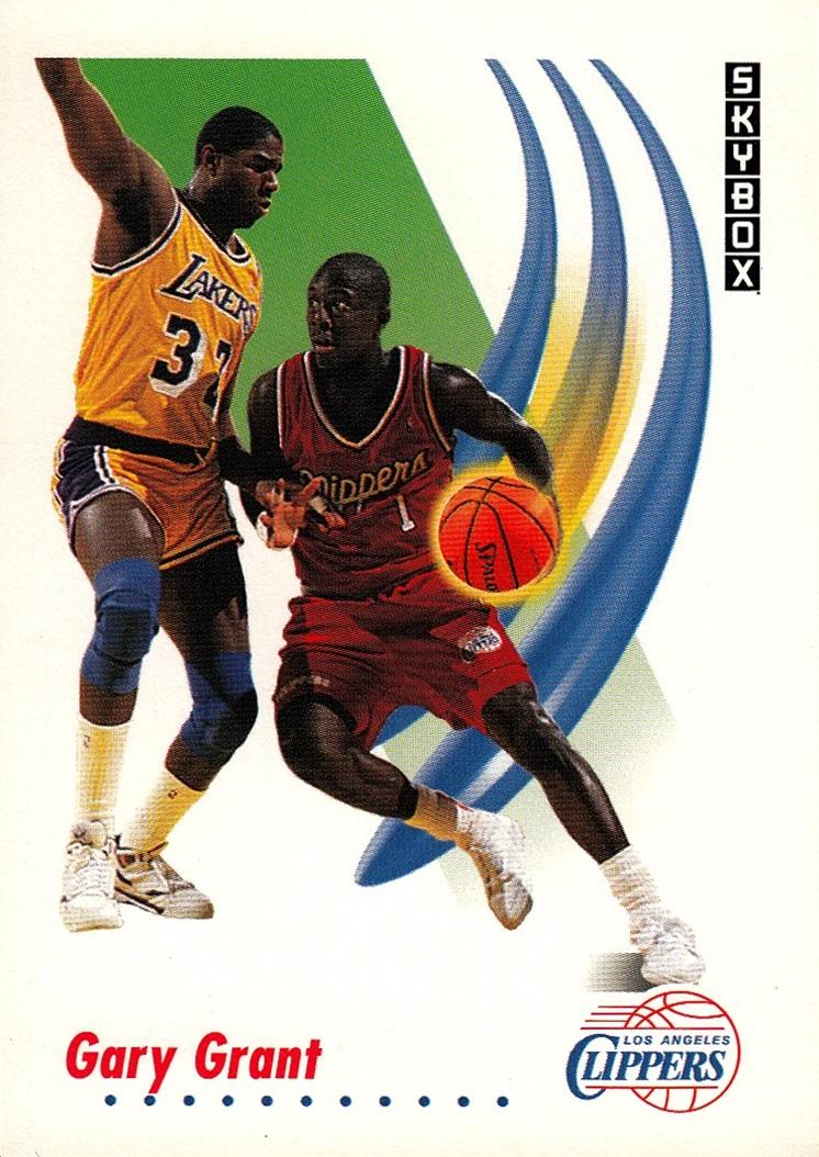 1991-92 Skybox #124 (1)