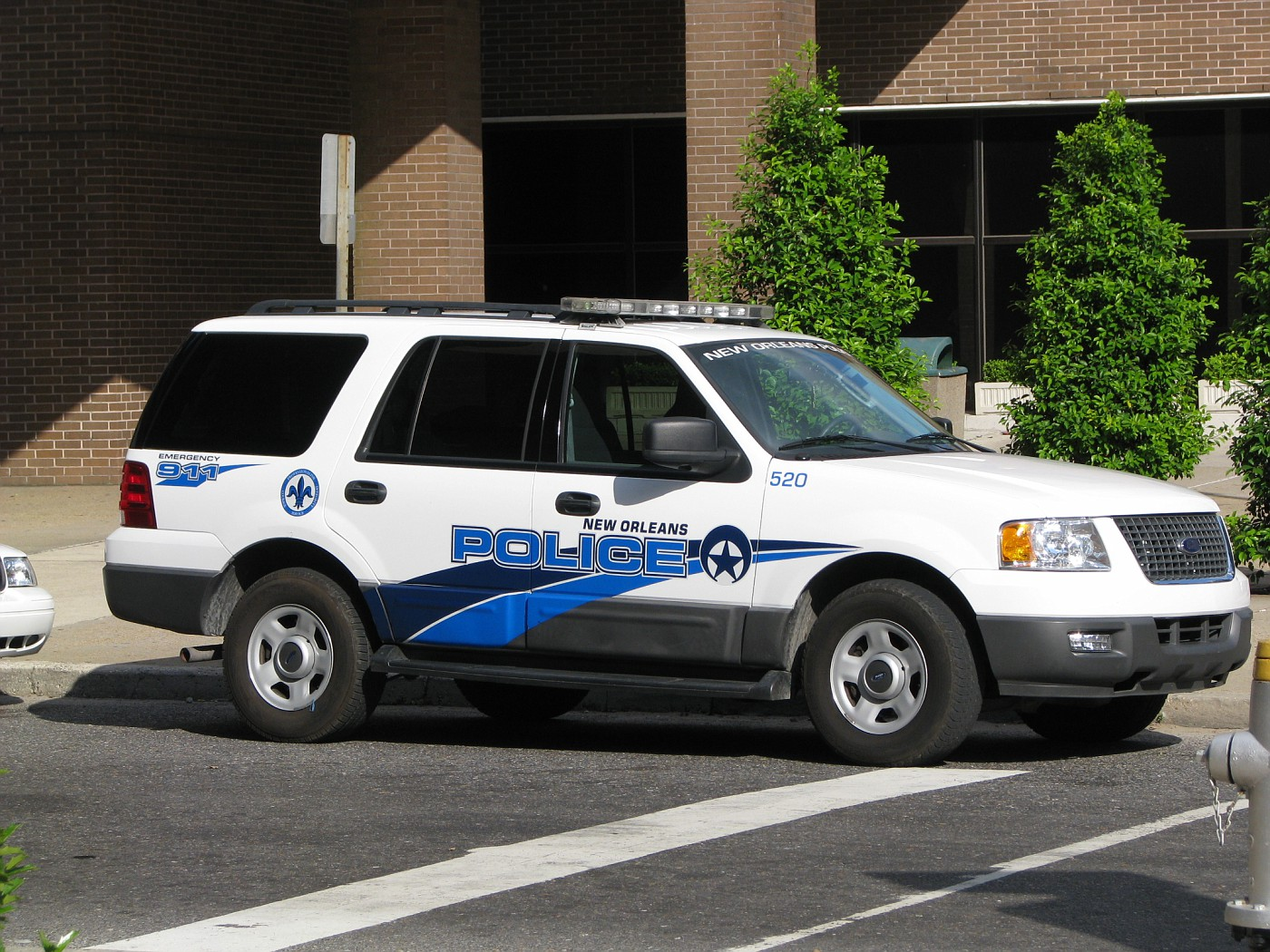 Copcar dot com the home of the american police car for Police orleans