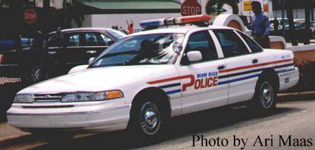 FL - Miami Beach Police