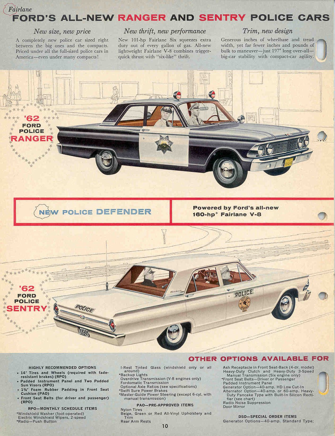 1962 Ford 10
