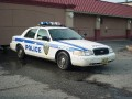 NY/NJ Port Authority PD 2003 Ford PI