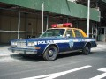 NY Public Housing 1988 Plymouth Gran Fury