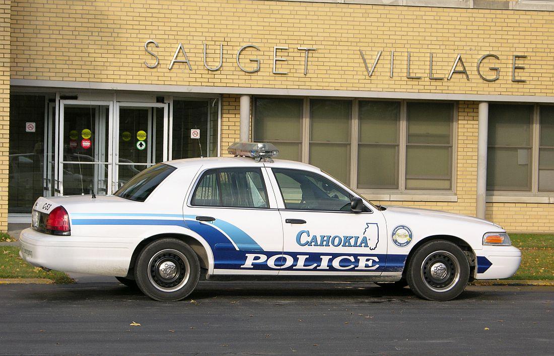 IL - Cahokia, IL Police