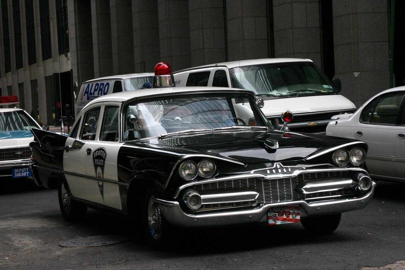 NY - Beacon Police