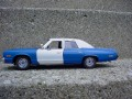 ERTL's 1/18 scale diecast Bluesmobile
