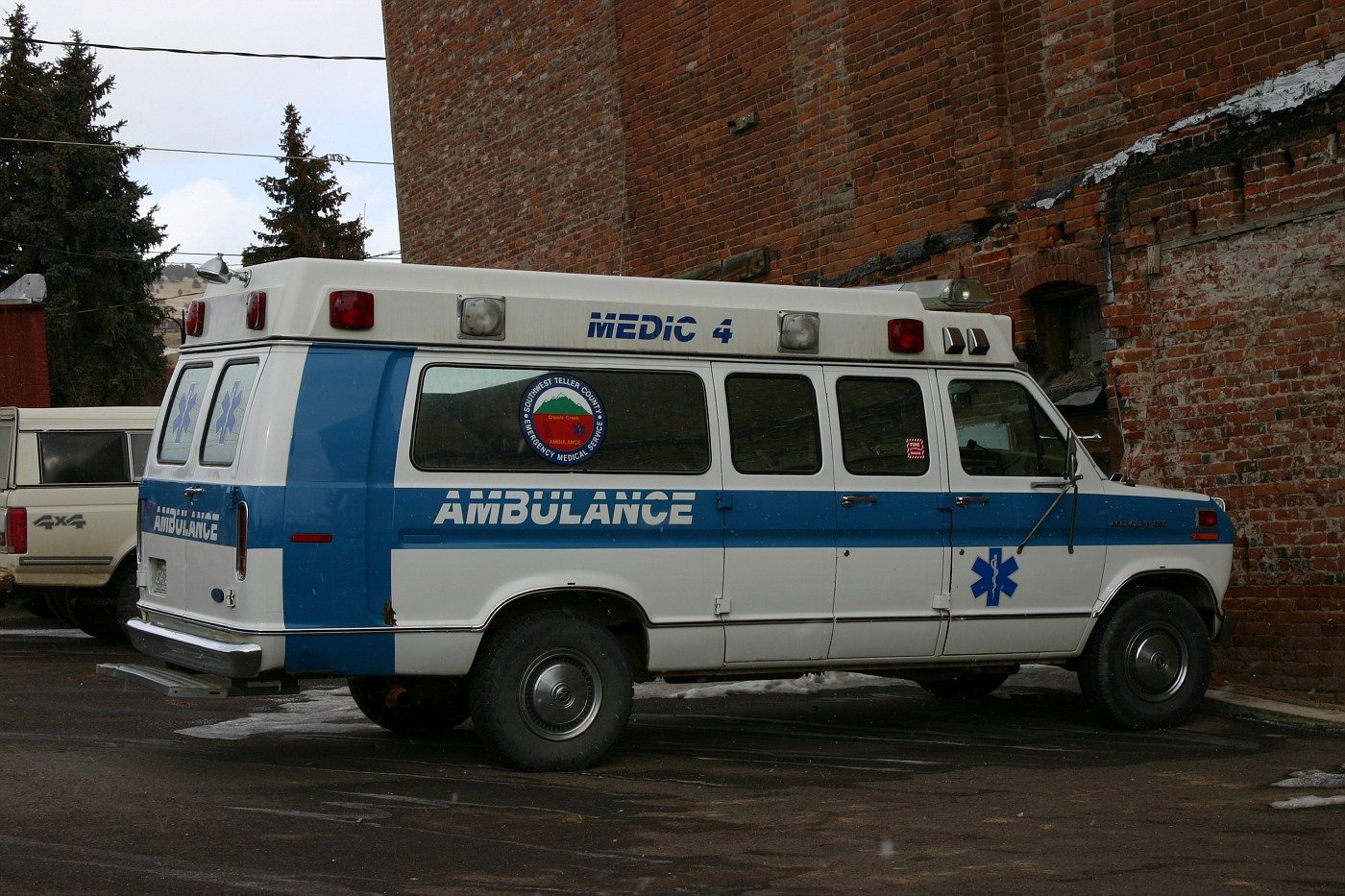 CO - Southwest Teller County EMS, Cripple Creek, CO
