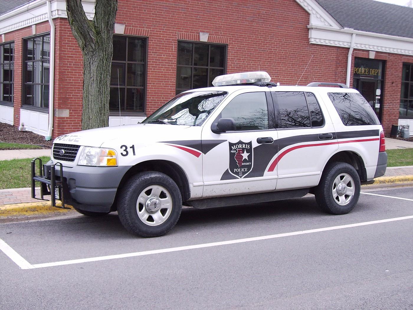 IL - Morris Police