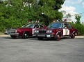 Minnesota State Patrol cars