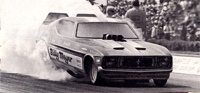 Billy Meyer Motivation 72 Mustang 6