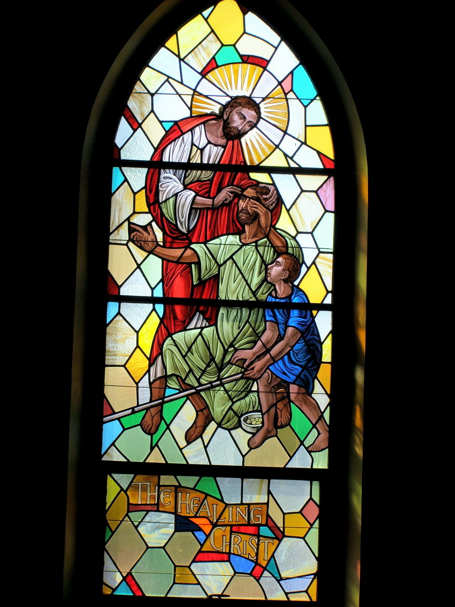 MANCHESTER - ST BRIDGET CHURCH - STAINED GLASS - 07.jpg