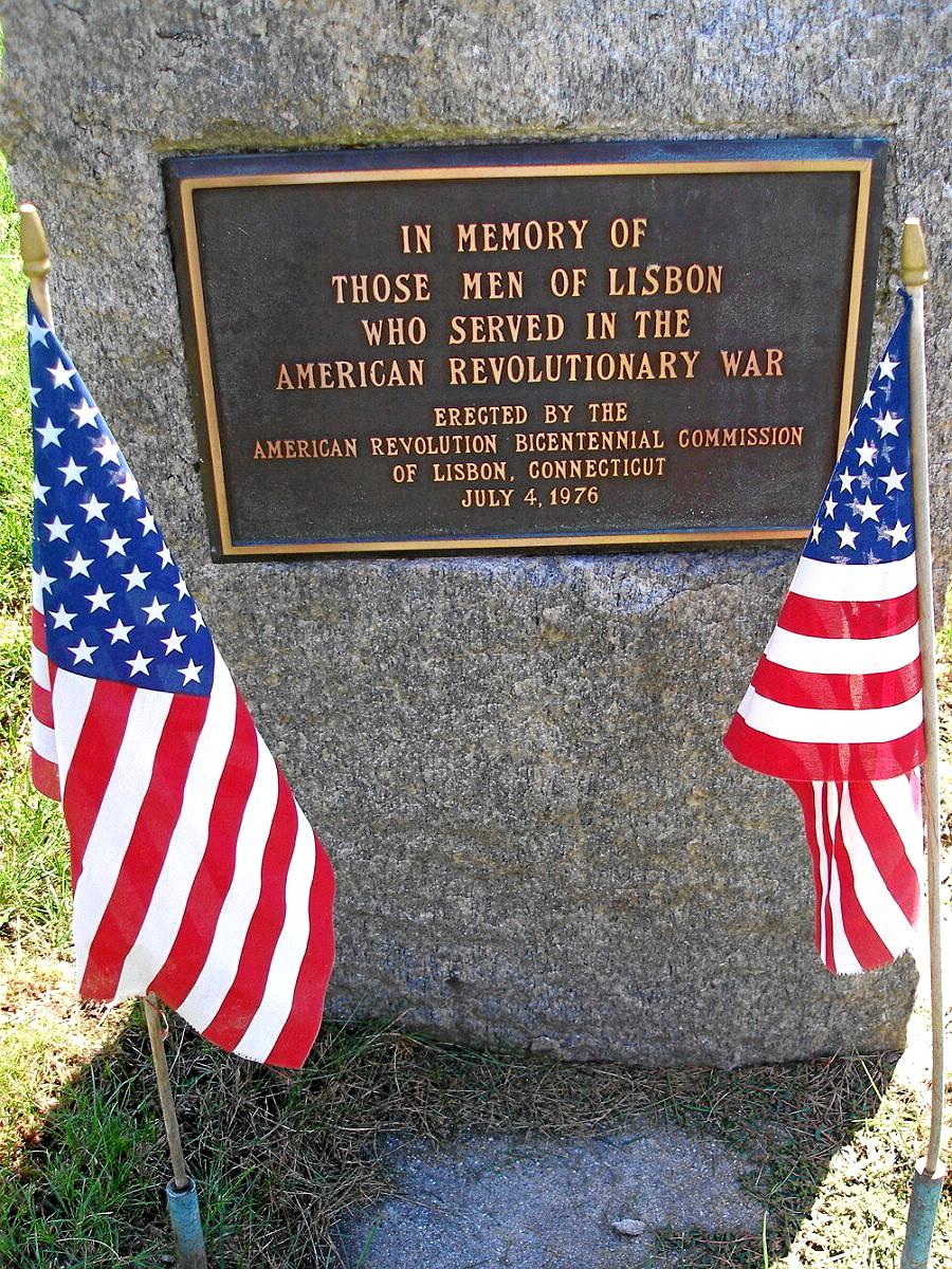 NEWENT - REVOLUTIONARY WAR MEMORIAL