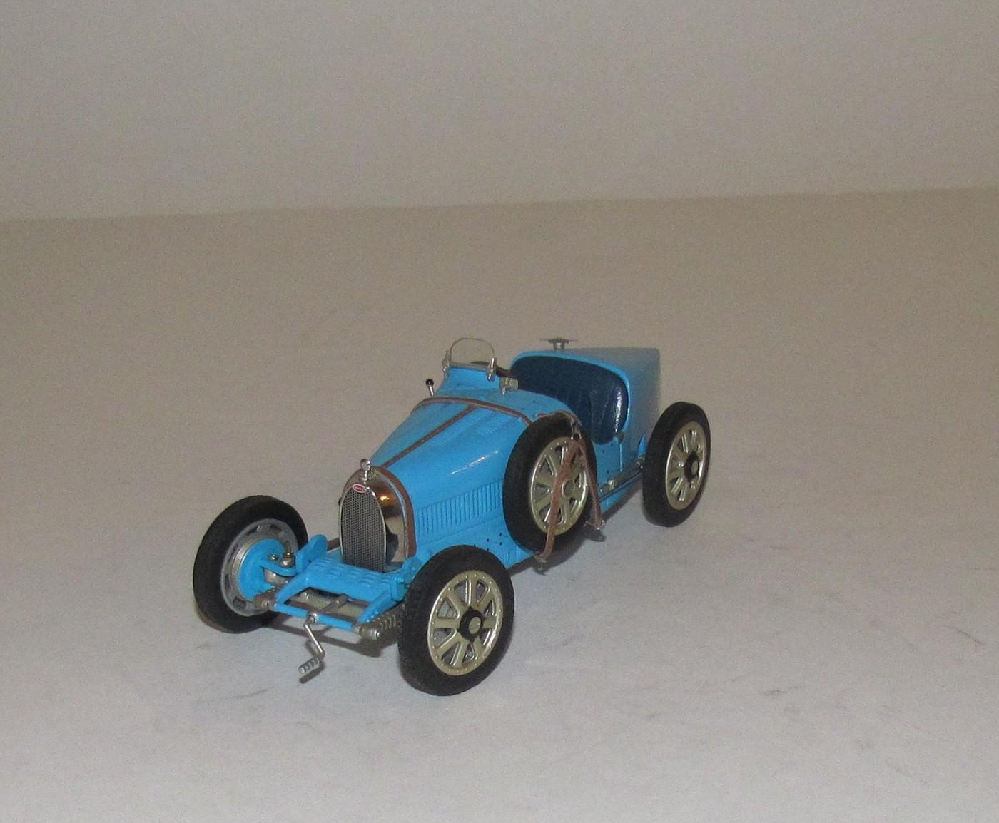 FM Bugatti Racer