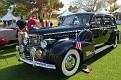 1940 Cadillac Imperial sedan owned by John Ellison