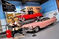 Lemay Museum 1959 Cadillac 2-door hardtop with Elvis