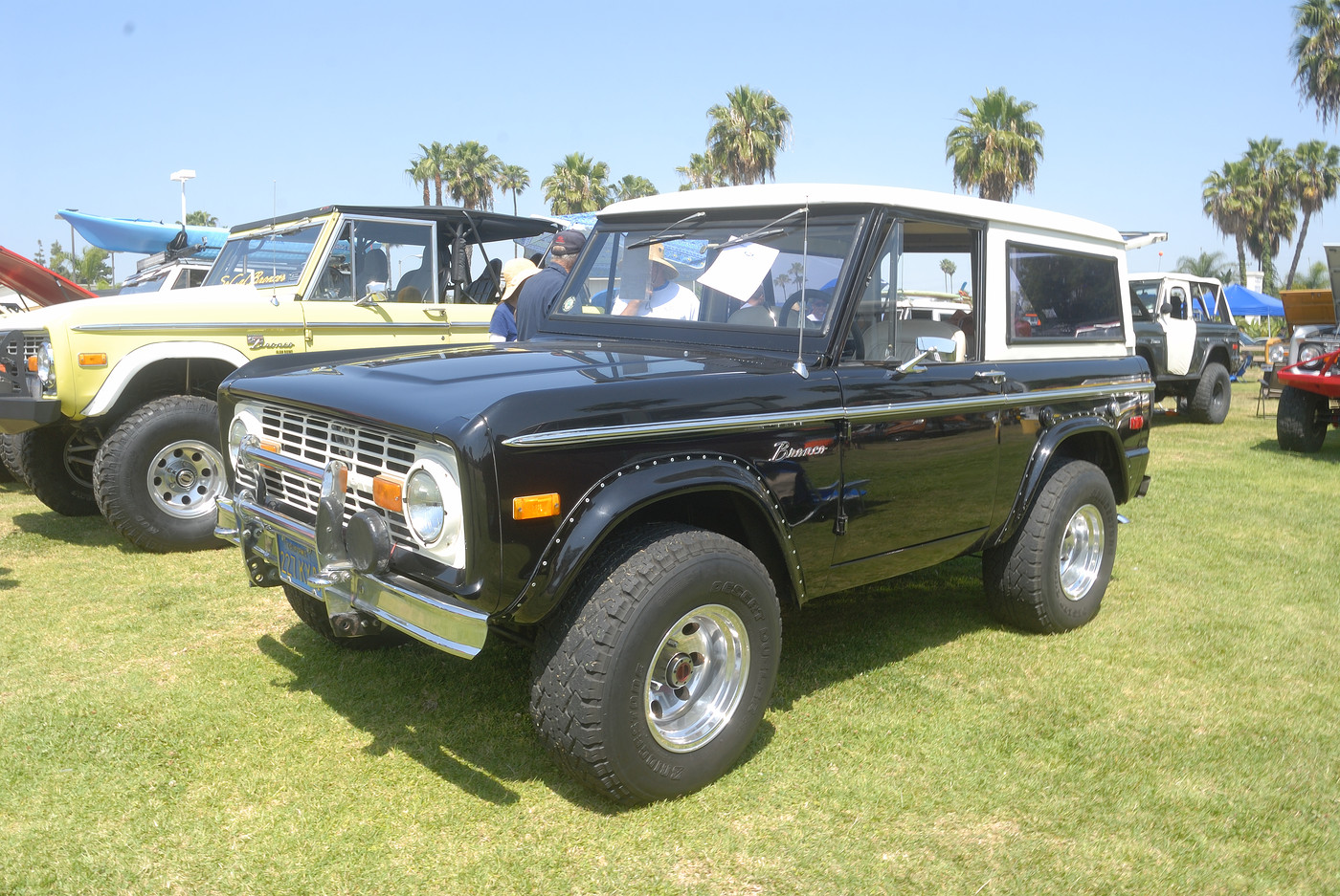 1974 Ford Bronco owned by Allan Eckert DSC 4921