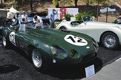 1963 Jaguar XK-E lightweight D owned by Tris Buckley DSC 2071