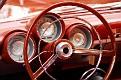 24 1963 Chrysler Ghia Turbine Car instrumental panel detail