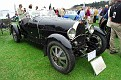 1928 Bugatti Type 43 Pritchard and Demollin Roadster front exterior view