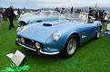 1961 Ferrari 250 GT SWB Spyder California Scaglietti Convertible front exterior view
