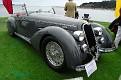 1938 Alfa Romeo 8C 2900 Touring Spider front exterior view