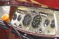 13 1930 Cadillac V-16 Roadster instrument panel detail Gamble House Pasadena