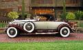 04 1930 Cadillac V-16 Roadster side profile view Gamble House Pasadena
