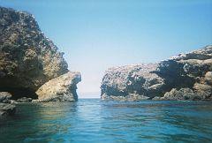 Santa Cruz Island Kayaking08