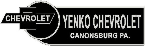 yenko dealers decals
