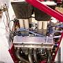 112 0205 4s Ed Stock+Sprinter Car+Engine View