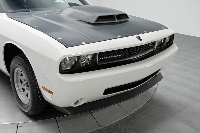 Photo: Dodge Challenger PAK factory drag car | Dodge