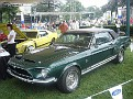 Shelby Mustang 1968 EXP Green Hornet body front side