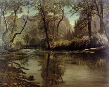 Yosemite Valley, California [1863]