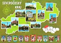 SEVEROCESKY (LIBERECKY kraj + USTECKY kraj)