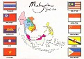 03-INDOCHINA COUNTRIES FLAGS