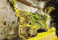 France - Vezere Valley Rock Carving