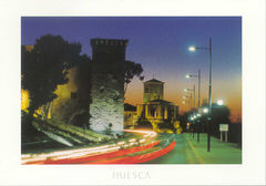 Spain - HUESCA CITY WALL