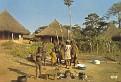 Chad - A Village Scene