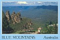 NEW SOUTH WALES - Blue Mountains NP