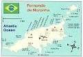 PERNAMBUCO - 00- Fernando de Noronha Map