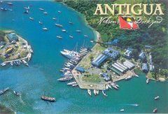 Antigua - 2016 NAVAL DOCKYARD