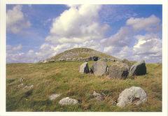 Ireland - Loughcrew Tombs