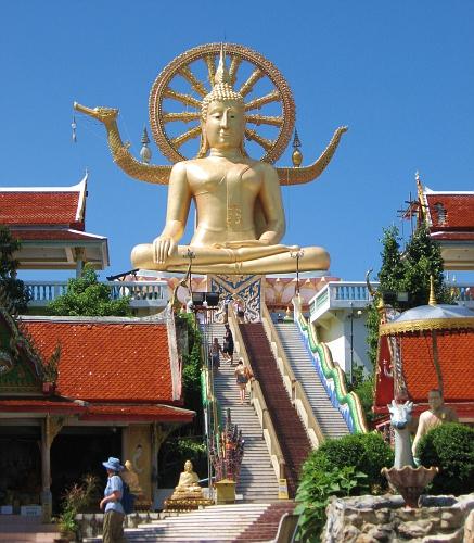 Buddha Shrine, Thai style