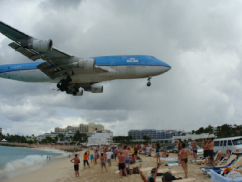 Maho Beach 5