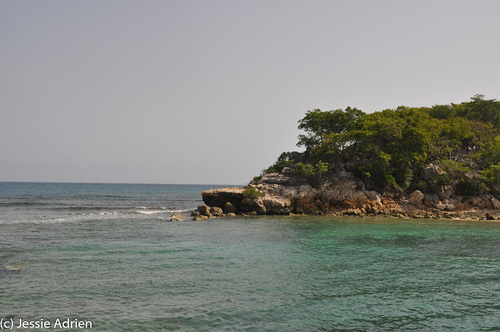 Francois 60th Birthday Cruise Labadee corrige Jessie-5