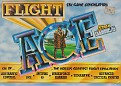 FlightAce-SixGameCompilation C64 Tape Box f
