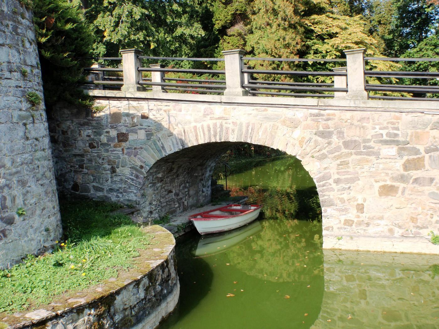 Schlossbrücke Hämelschenburg